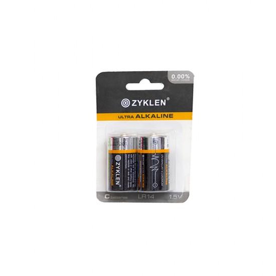 Batareya Z-030 (alkaline lr14 c)