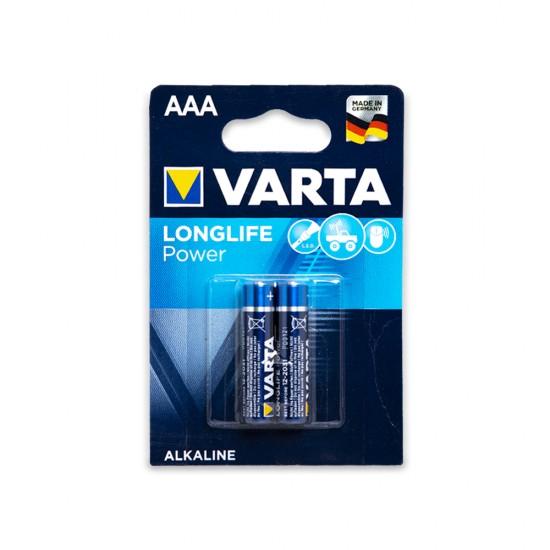 Batareyka Varta 4903 AAA 2-li Longlife Power