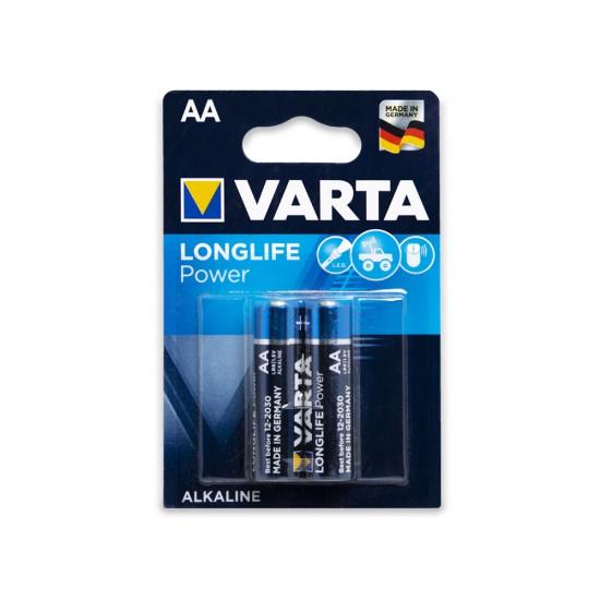 Batareyka Varta 4906 AA 2-li Longlife Power