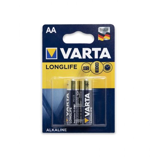 Batareyka Varta 4106 AA 2-li Longlife