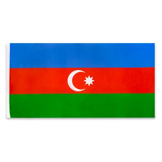 Bayraq (100*200) Azərbaycan  qalın