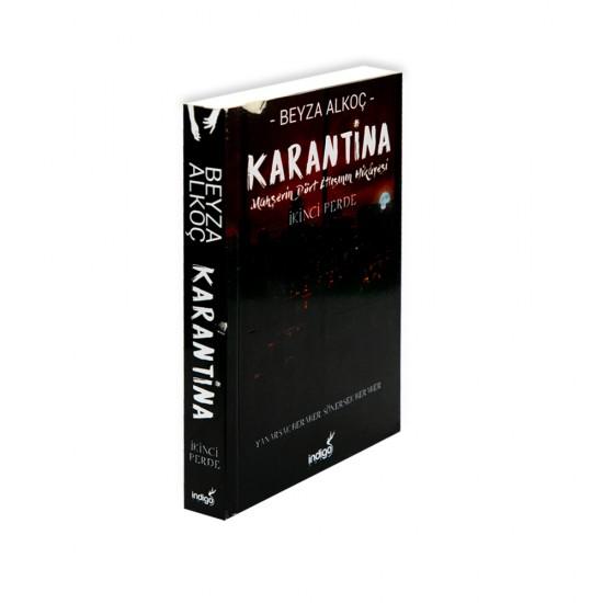 K.Karantina II perde (Beyaz Alkoç)