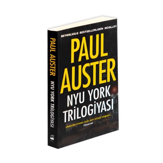 K.Nyu York Triologiyası (Paul Auster)