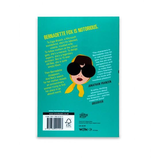 K.Where'd you go, Bernadette (M.Semple)