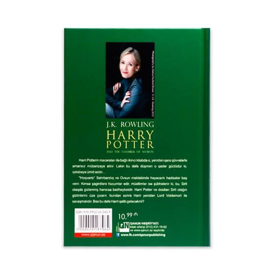 K.Harri Potter və Sirlər otağı  (C.K.Roulinq)