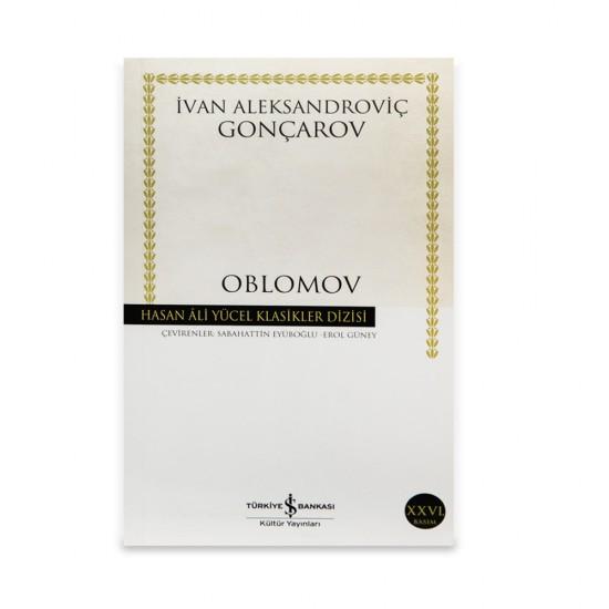 K.Oblomov (İvan Aleksandroviç Gonçarov)-Türkçe