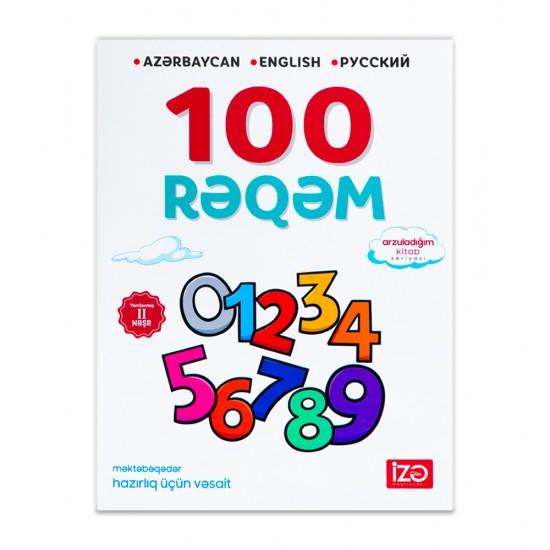 100 rəqəm