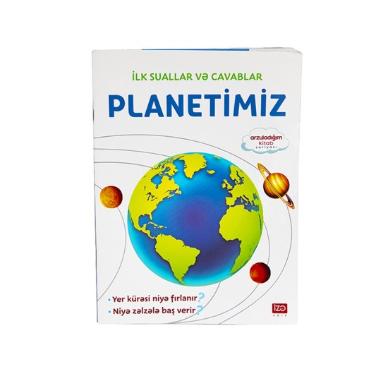 Planetimiz-İlk suallar və cavablar