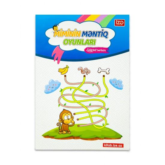 Miminin məntiq oyunları (Labirint)