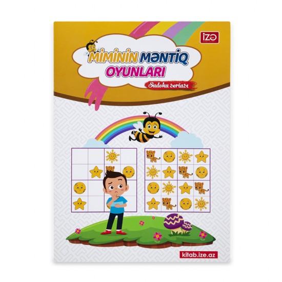 Miminin məntiq oyunları (Sudoku)