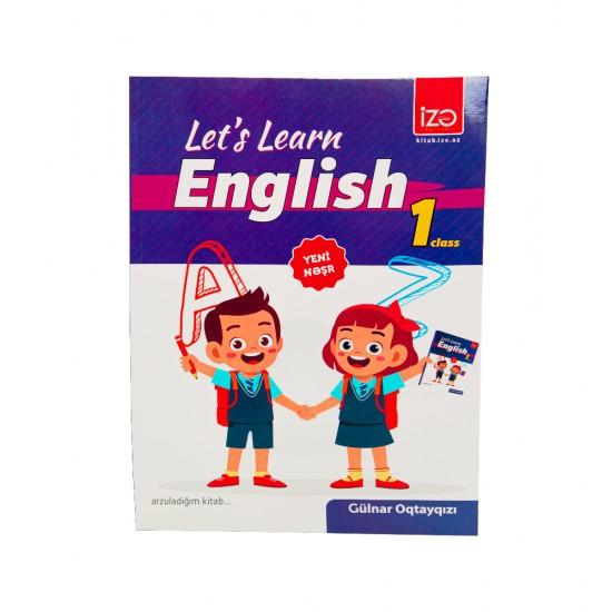 İngilis dili 1-ci sinif  Let