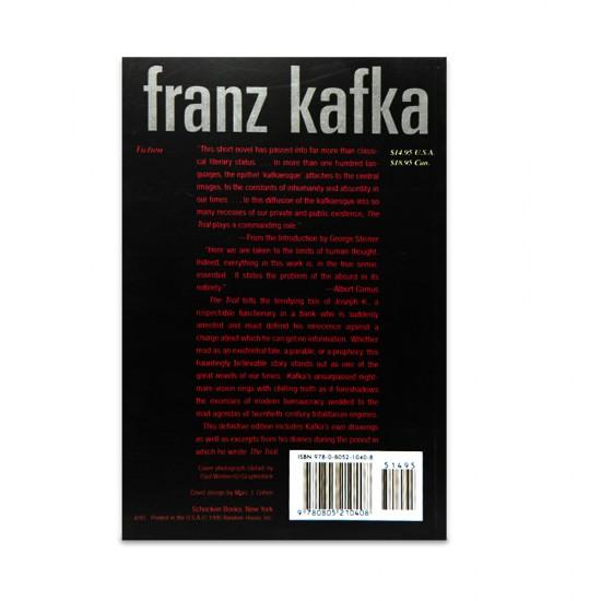 K.The Trial(F.Kafka)