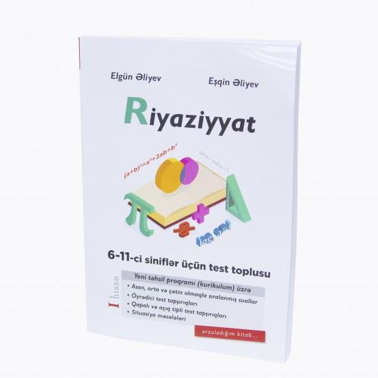 K.Riyaziyyat test toplusu 6-11s üçün I hissə (Edugrata)