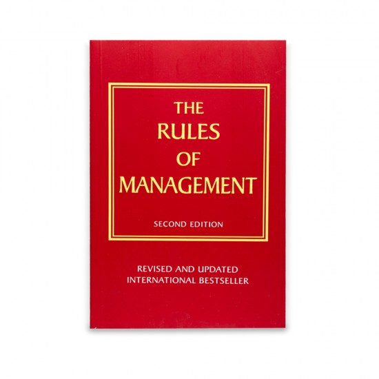 K.The Rules of Management (Templar 2nd)