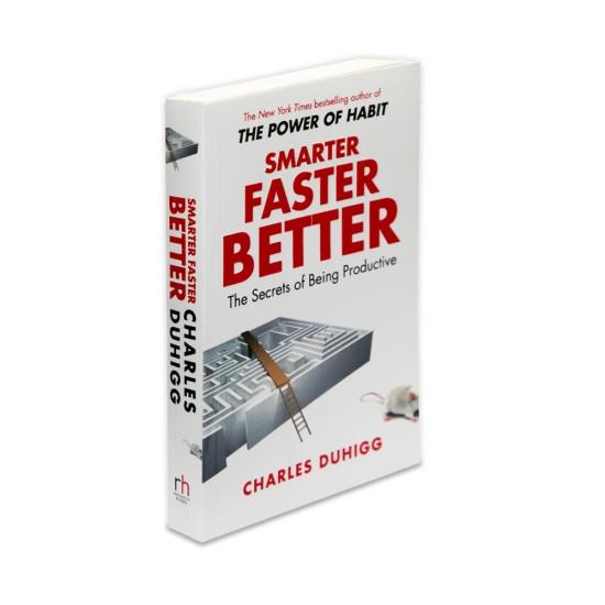 K.Smarter Faster Better (Charles Duhigg)