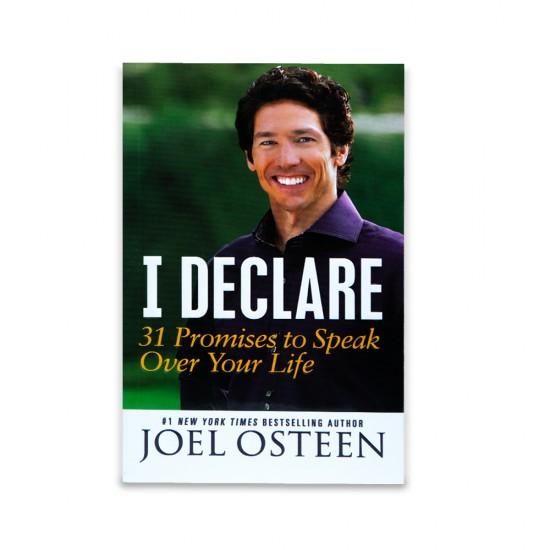 K.I Declare 31 Promises To Speak Over Your Life (Joel Osteen)