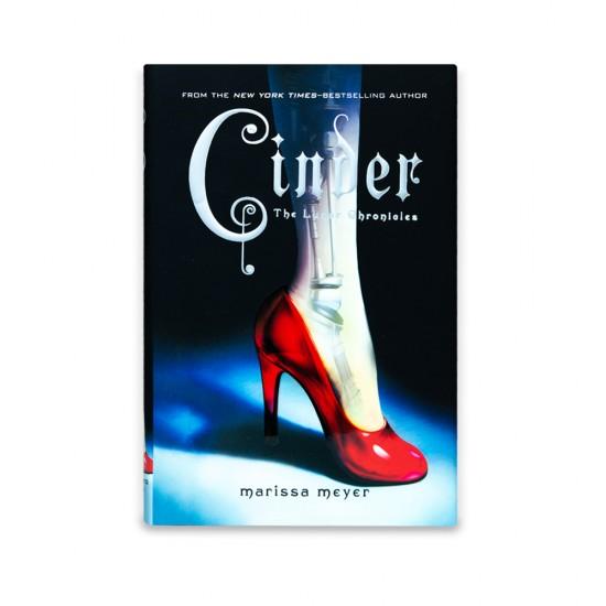 K.Cinder (Marissa Meyer)