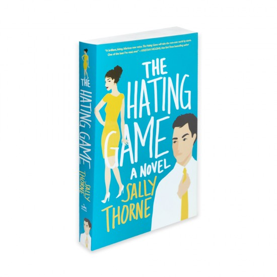 K.The Hating Game A Novel (Sally Thorne)