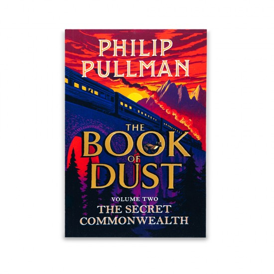 K.The Book Of Dust (Philip Pullman)