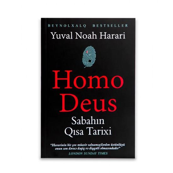 K.Homo Deus (Yuval Noah Harari)