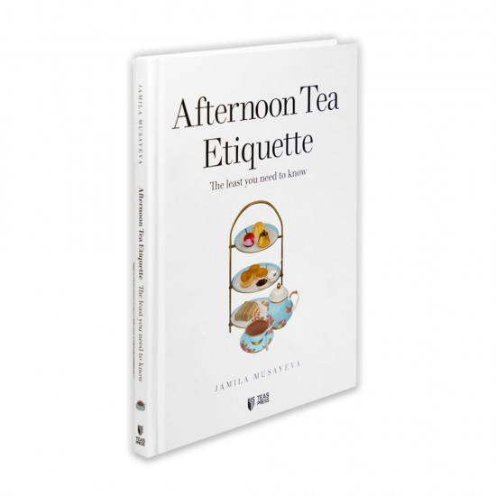 K.Afternoon Tea Etiquette