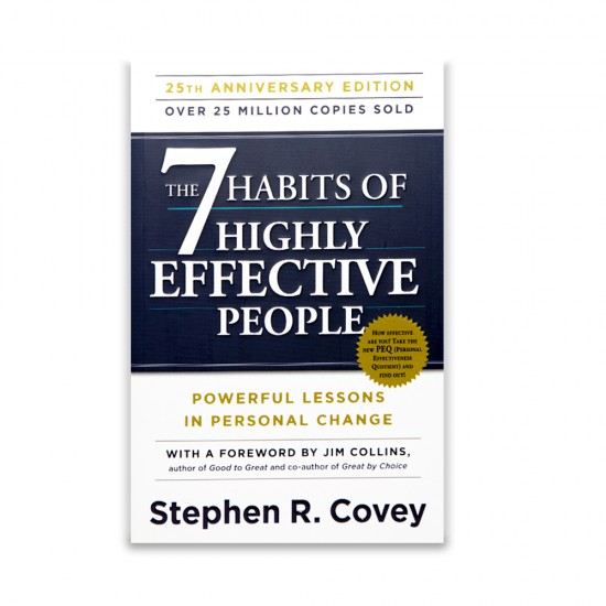 K.The 7 habbits of highly effective people (Stephen R.Covey)