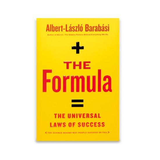 K.+The Formula= (Albert-Laszlo Barabasi)