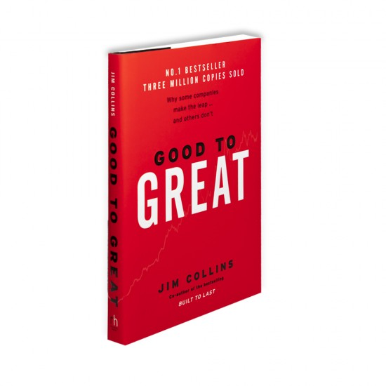 K.Good To Great (Jim Collins)