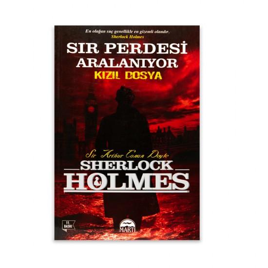 K.Sır perdesi aralanıyor-Kızıl dosya (Sherlock Holmes)