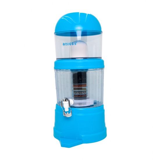 Su filtri Q-5080 14L mavi