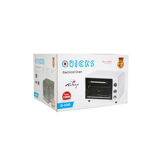Duxovka Q-6245 40L ağ
