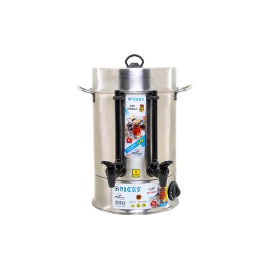 Samovar elektrik Q-6180 9L (80 stəkan)