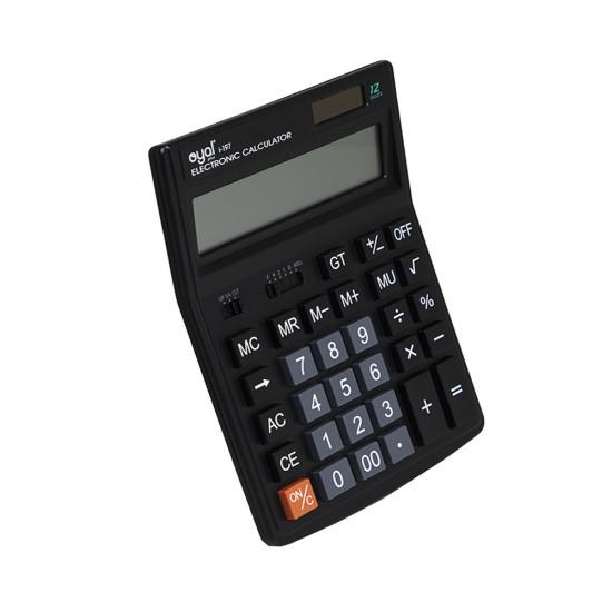 Kalkulyator i-197 12 rəqəm