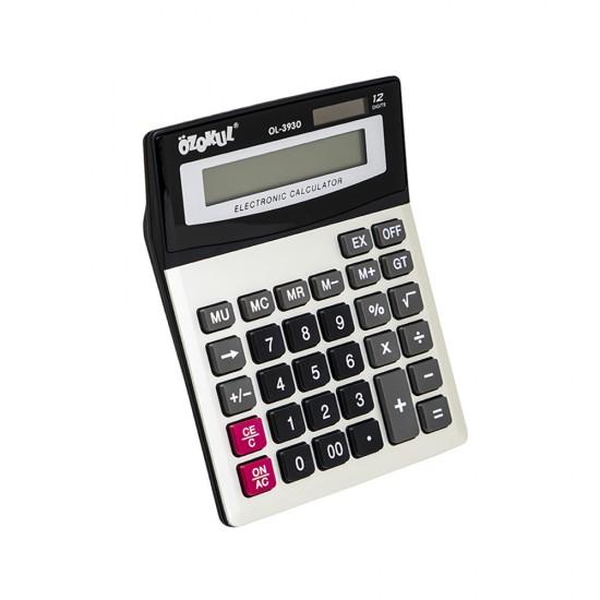 Kalkulyator OL-3930 12 rəqəm