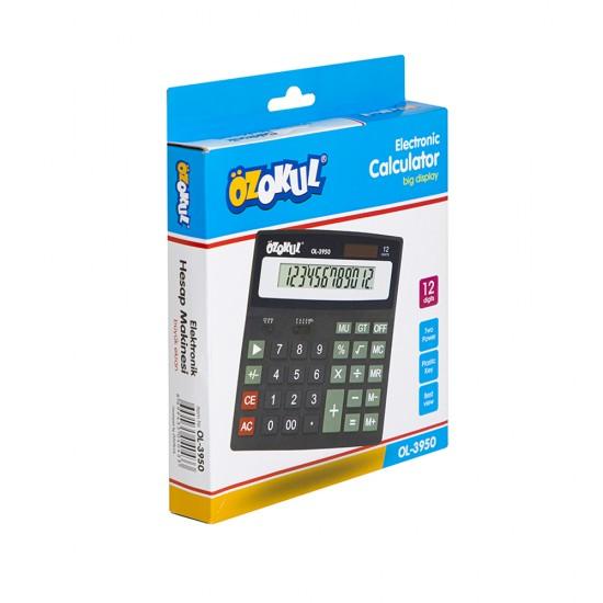 Kalkulyator OL-3950 12 rəqəm