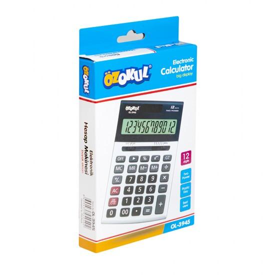 Kalkulyator OL-3945 12 rəqəm
