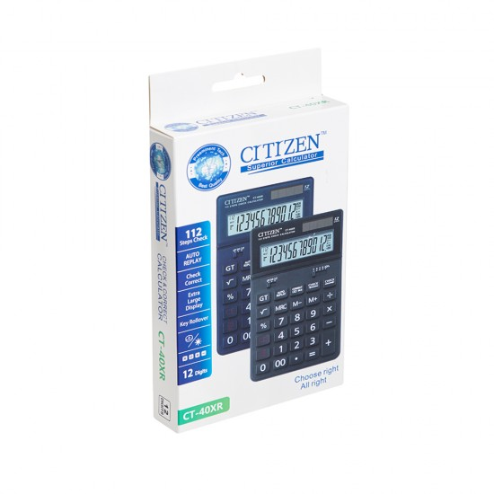 Kalkulyator CT-40XR