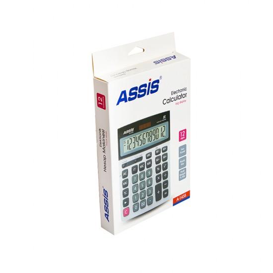 Kalkulyator A-1435 12 rəqəm