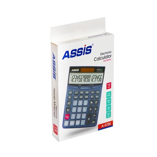 Kalkulyator A-5720 16 rəqəm