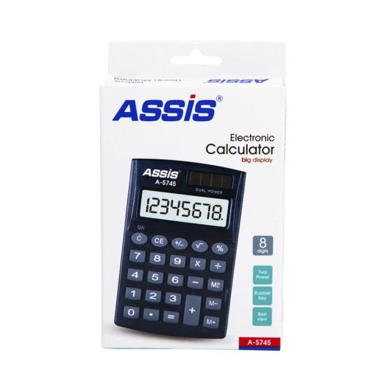 Kalkulyator A-5745 8 rəqəm