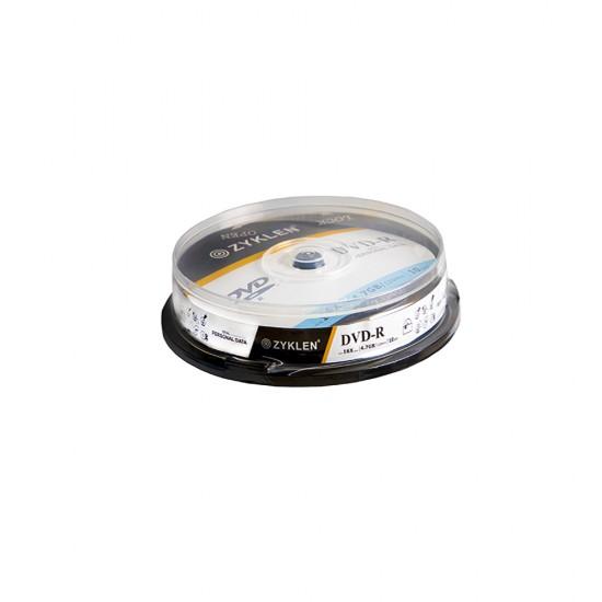 DVD-R Z-040 10 ədədli  balvanka