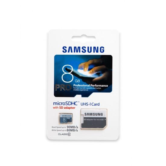 Micro card Samsung 8gb