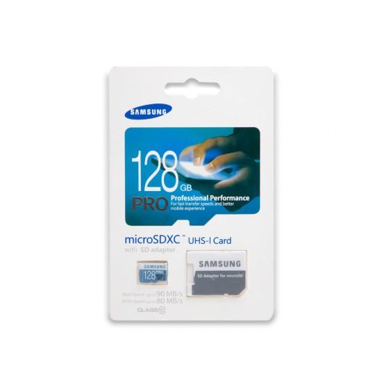 Micro card Samsung 128gb