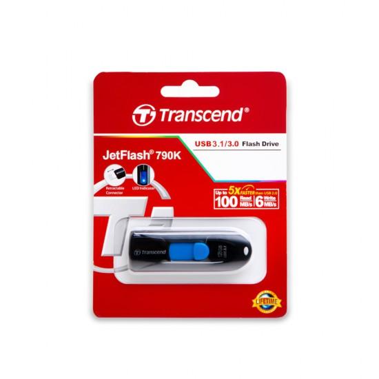 Flash drive 128GB Transcend