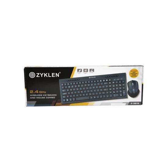 Klaviatura+ Mouse Z-3815 naqilsiz