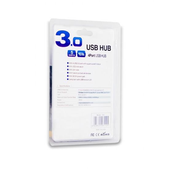 USB 3.0 HUB 4 port 30cm