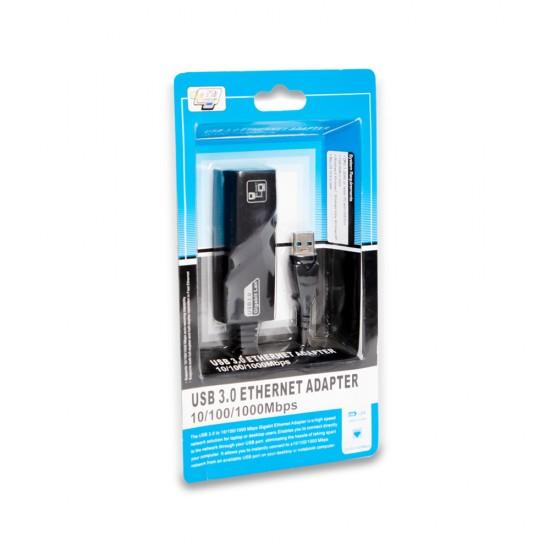 USB 3.0 Ethernet adapter 10/100/1000Mbps