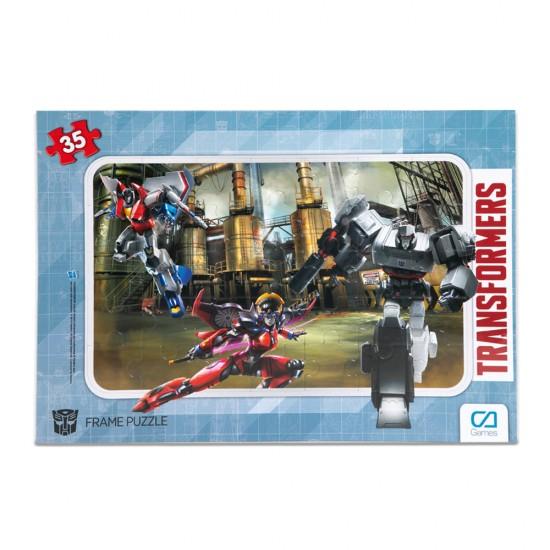 Puzzle CA-5016/CA-5017 Transformers Frame 35-1/35-2