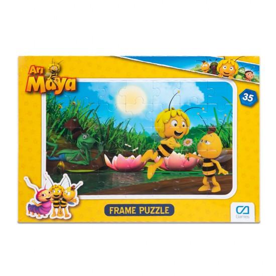 Puzzle CA-5047/CA-5048 Arı Maya Frame 35-1/35-2