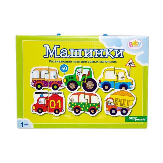 Mozaika Puzzle 70110 Maşinki baby step